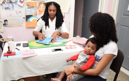 Mothers-to-be advised to register early at clinics