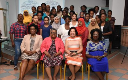 First Lady opens second 'Care for the Elderly' workshop for 2018