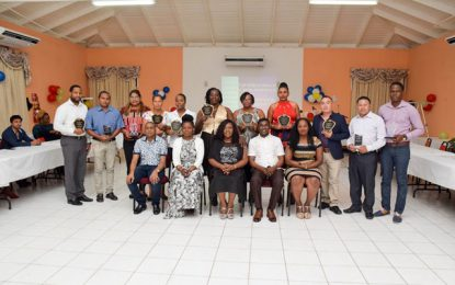 Eleven Regional Health Workers recognised for outstanding work