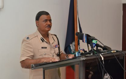 GPF makes dent in criminal gang activities ─ Eliminates five heavily armed bandits