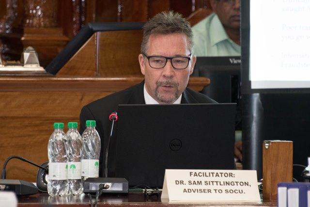 Members of Parliament sensitised on anti-corruption principles