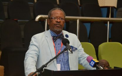 Preparation is key to local content development – Prof. Ivelaw Griffith