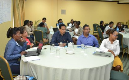 CARICOM member exposed to training to better monitor medicines
