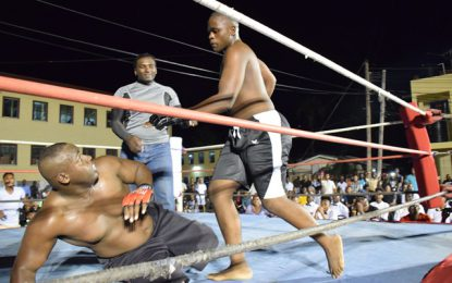 Police Force 'Night of Fights' action packed