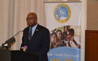 Basic Needs Trust Fund building more resilient, sustainable communities