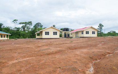 Baramita Nursery, Primary Schools completed