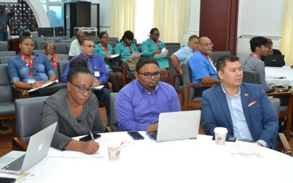 Guyana's payment systems, difficulties discussed at ICT Roadshow