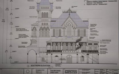 Plan complete for $903M restoration of City Hall