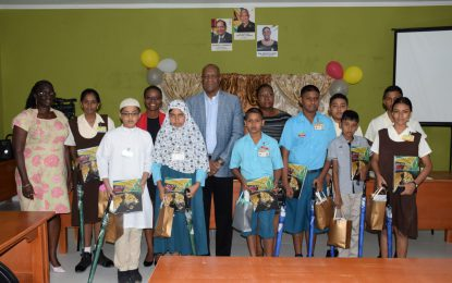 Quality Education a top priority for Govt – Min. Harmon