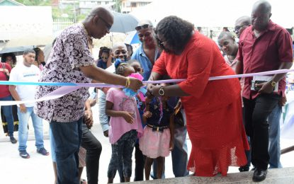 Multimillion$$ Wismar Early Childhood Centre creating employment for residents