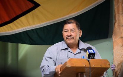 Ten indigenous leaders being trained as welfare officers –to assist in addressing social ills in hinterland communities