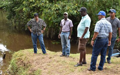 Port Kaituma to Benefit from Multiple Water Sources