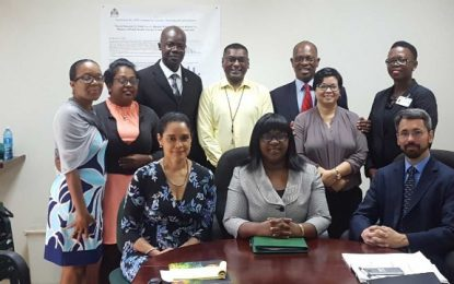 Guyana and UNAIDS agree on 3-year strategic plan