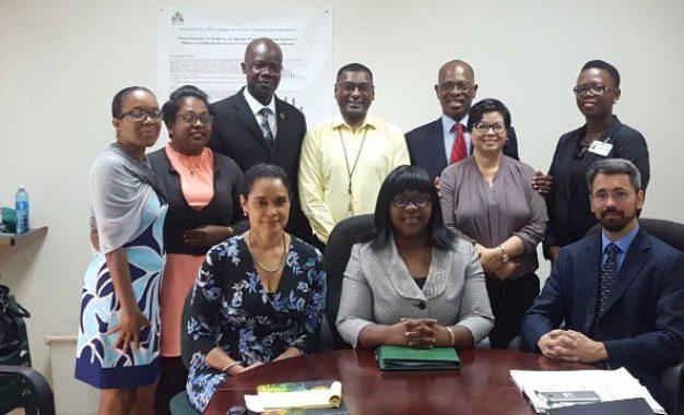 Guyana and UNAIDS agree on 3-year strategic plan