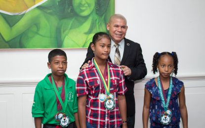 Gold, Silver for Guyana at Caribbean Union Teachers Athletic Championships