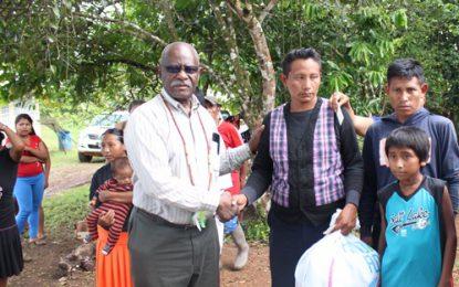 Citizenship Ministry, CDC, IOM bring relief to Venezuelan Migrants