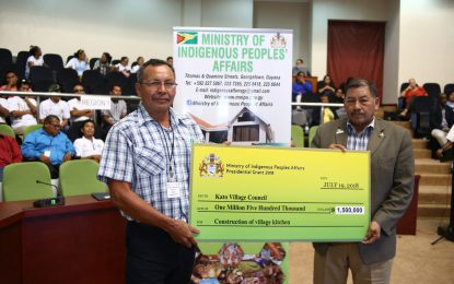 Over $25M in Presidential Grants and Land titles presented as 12th NTC wraps up