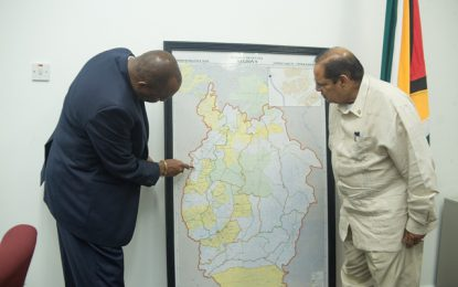 Regional Emergency Centre activated in Region Nine