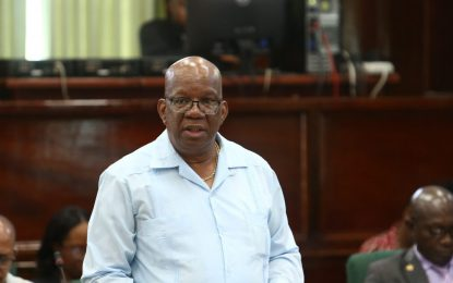 "Bank of Guyana Amendment Bill to aid in liquidity, financial crises ─ ""The aim is ensuring stability"" – Min. Jordan"