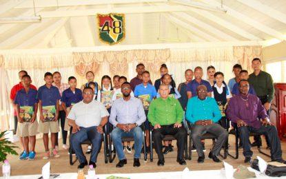 Region one NGSA top performers honored