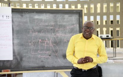 Diversity Education and Inclusiveness workshops for teachers across Guyana