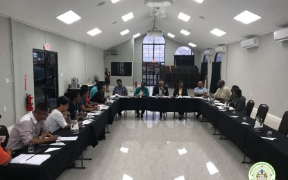 Minister of Natural Resources meets NTC on matters of mutual interest – Commits to ongoing dialogue