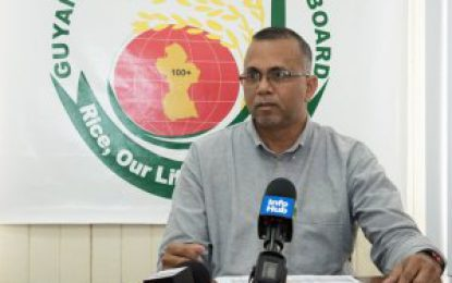"""90% targeted production achieved for second crop"" – GRDB General Manager"
