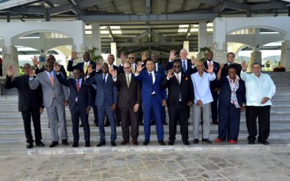 COMMUNIQUÉ ISSUED AT THE CONCLUSION OF THE THIRTY-NINTH  REGULAR MEETING OF THE CONFERENCE OF HEADS OF  GOVERNMENT OF THE CARIBBEAN COMMUNITY  4-6 July 2018, Montego Bay, Jamaica