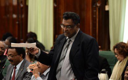 Amendments to Anti-Money Laundering Bill do not violate citizens' rights – Min. Ramjattan