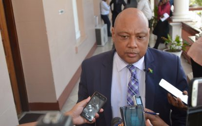 Minister Trotman welcomes resumption of talks between government and opposition