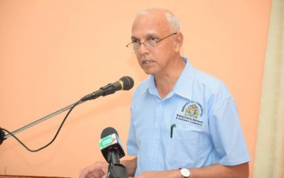 Work collaboratively to build regional health care system – Min Bulkan tells Regional Health Officers Conference