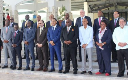 CARICOM united behind judicial process to settle border controversy