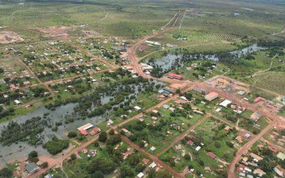 Region Nine flooding being assessed