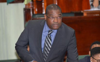 Contracts for maintenance of Linden/Lethem road handed out – Min. Ferguson