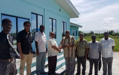 New Community Development office in Region Three opens