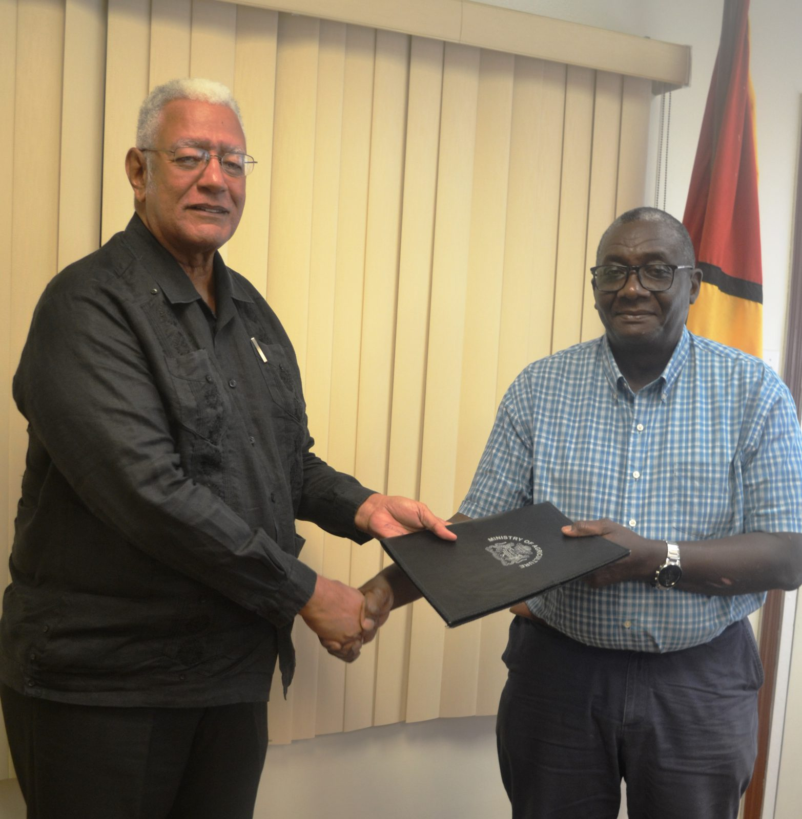Appointment of Dr. Harold Davis Jr. as New CEO GuySuCo