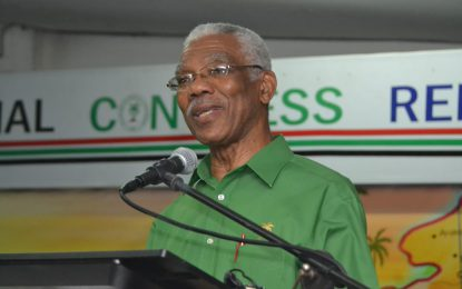 Equality, inclusionary democracy and commitment to citizens are guiding principles of Coalition Government – President Granger