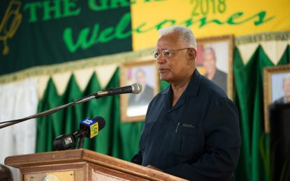 GSA graduates encouraged to develop agri-sector