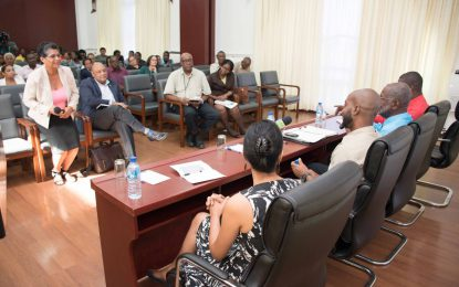 Stakeholders explore green mining practices
