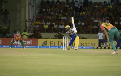 Warriors, Tridents clash