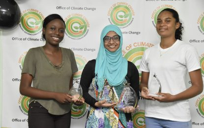 OCC honours three CAPE students