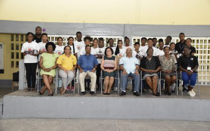 """The children of Guyana must be on the cusp of this new technology"""