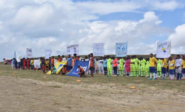 North Pakaraima Tournament Kicks off in style