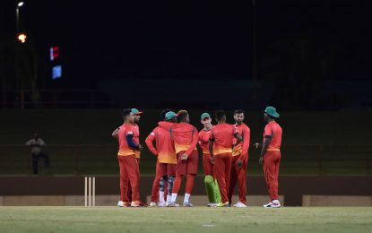 Spin twins Bishoo, Permaul in fine form during CPL warm-up match
