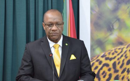 International Day for Disaster Reduction 2018: Statement from the Minister of State and Minister with Responsibility for Disaster Risk Management in Guyana
