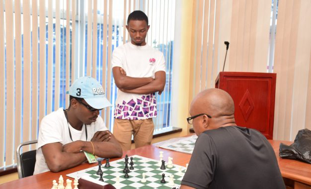 Guyana's Olympiad chess team confident ahead of competition in September