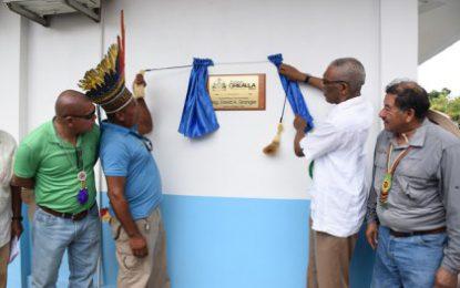 Plans moving apace for establishment of Region 2 Radio Station