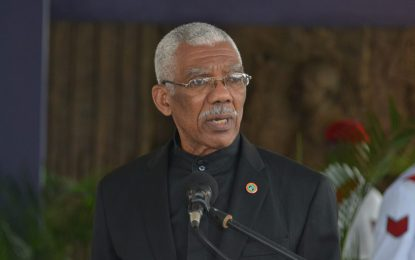 """Police Commissioner must be """"unbribable"""" says President Granger"""