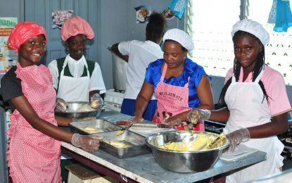 Region Five youths complete Skills-training Camp