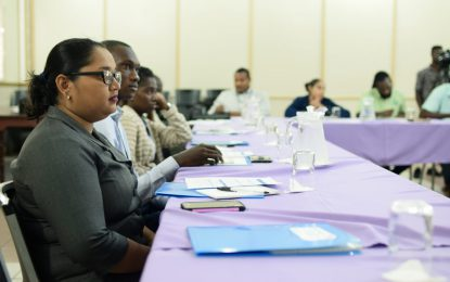 FAO hosts climate resiliency workshop